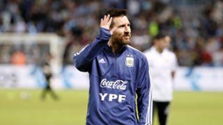 Lionel Messi Argetina 2019