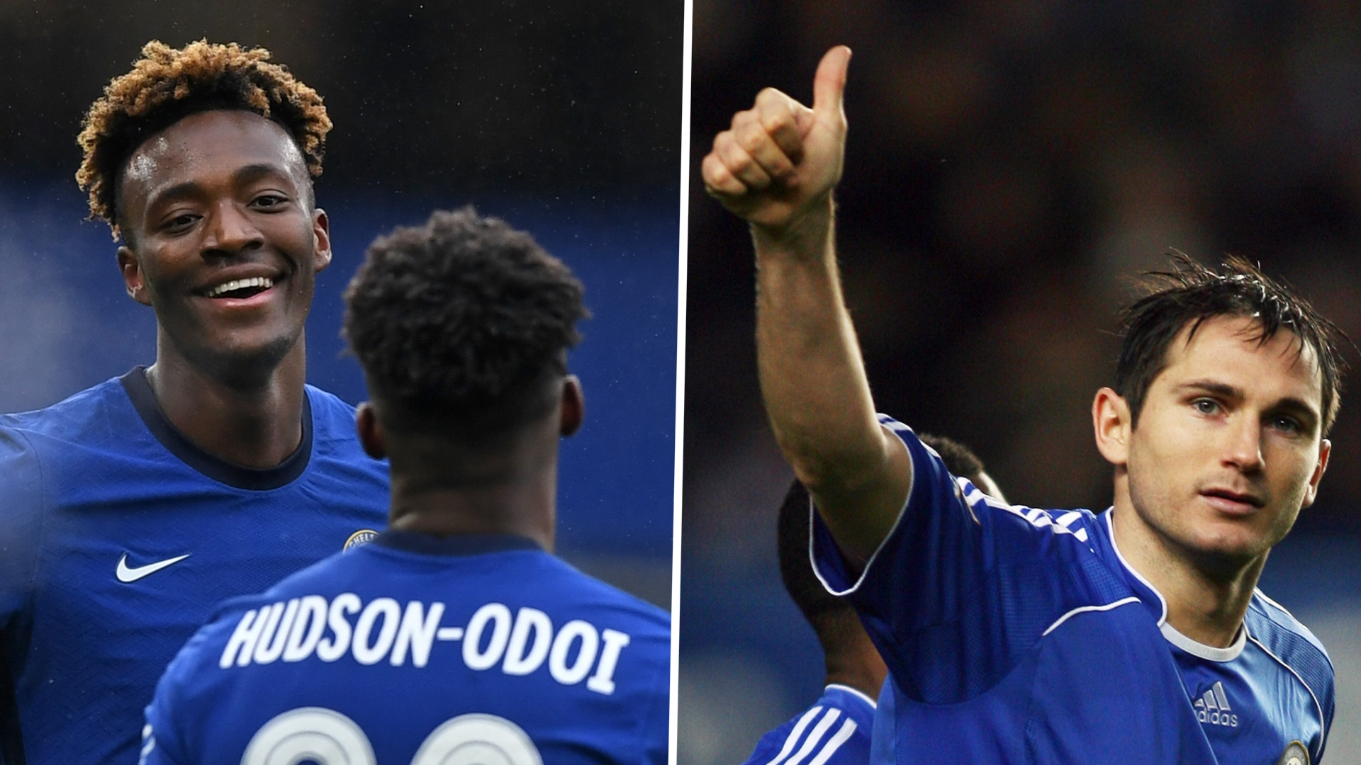 Abraham matches Lampard with FA Cup hat-trick for Chelsea vs Luton