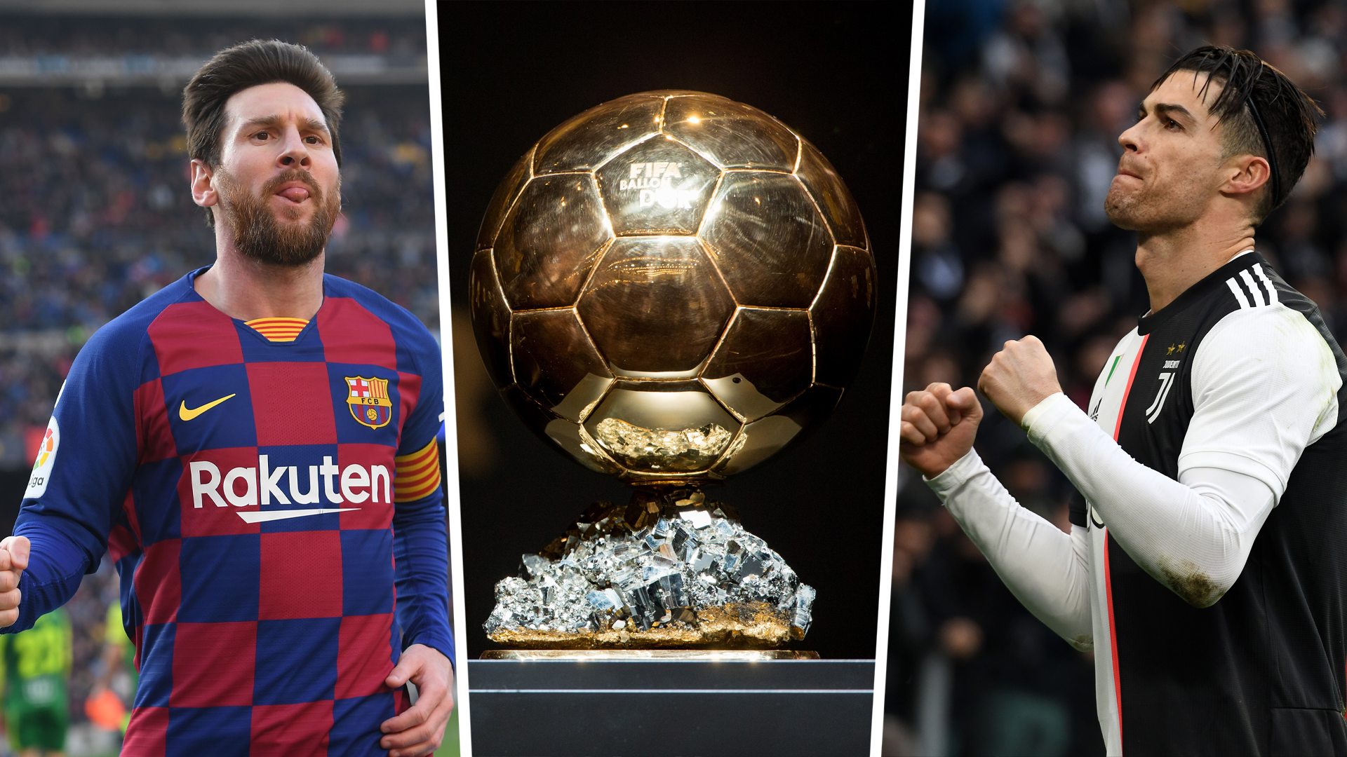 Ballon d'Or 2020 Power Rankings: Messi trails Ronaldo in early running