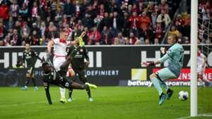 Hennigs erlöst Fortuna Düsseldorf gegen dezimiertes Mainz 05