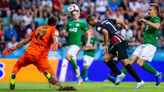 Eintracht Frankfurt Vs Flora Tallinn Heute Live Im Tv Und
