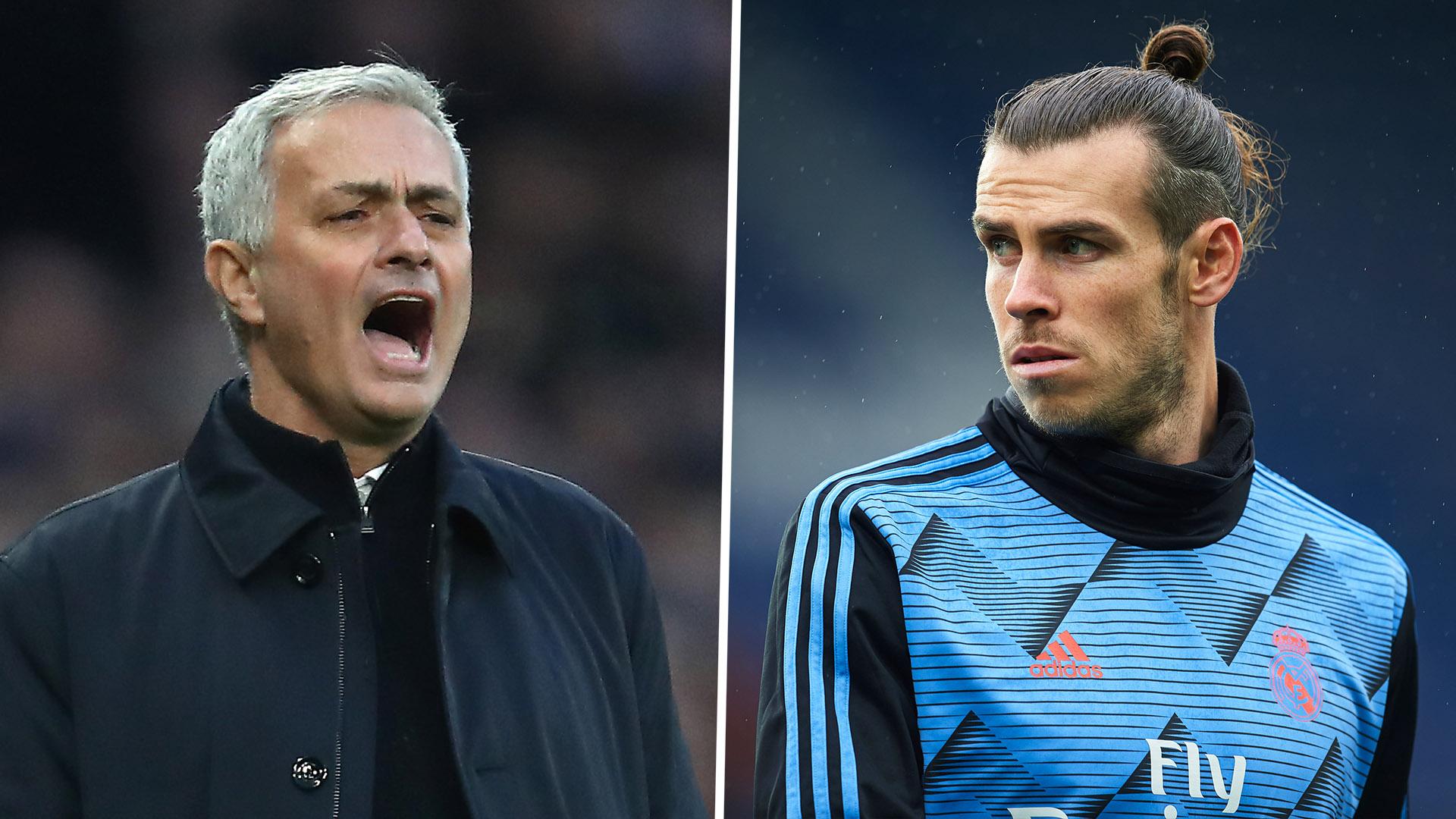 """José Mourinho : """"J'ai déjà essayé de signer Gareth Bale au Real Madrid"""""""