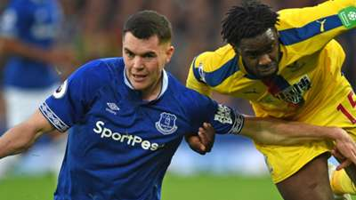 Michael Keane Everton 2018-19