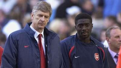 Kolo Toure, Arsene Wenger