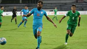 Balwant Singh India Macau 2019 AFC Asian Cup qualifiers