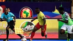 Bassogog, Ola Aina - Cameroon vs. Nigeria