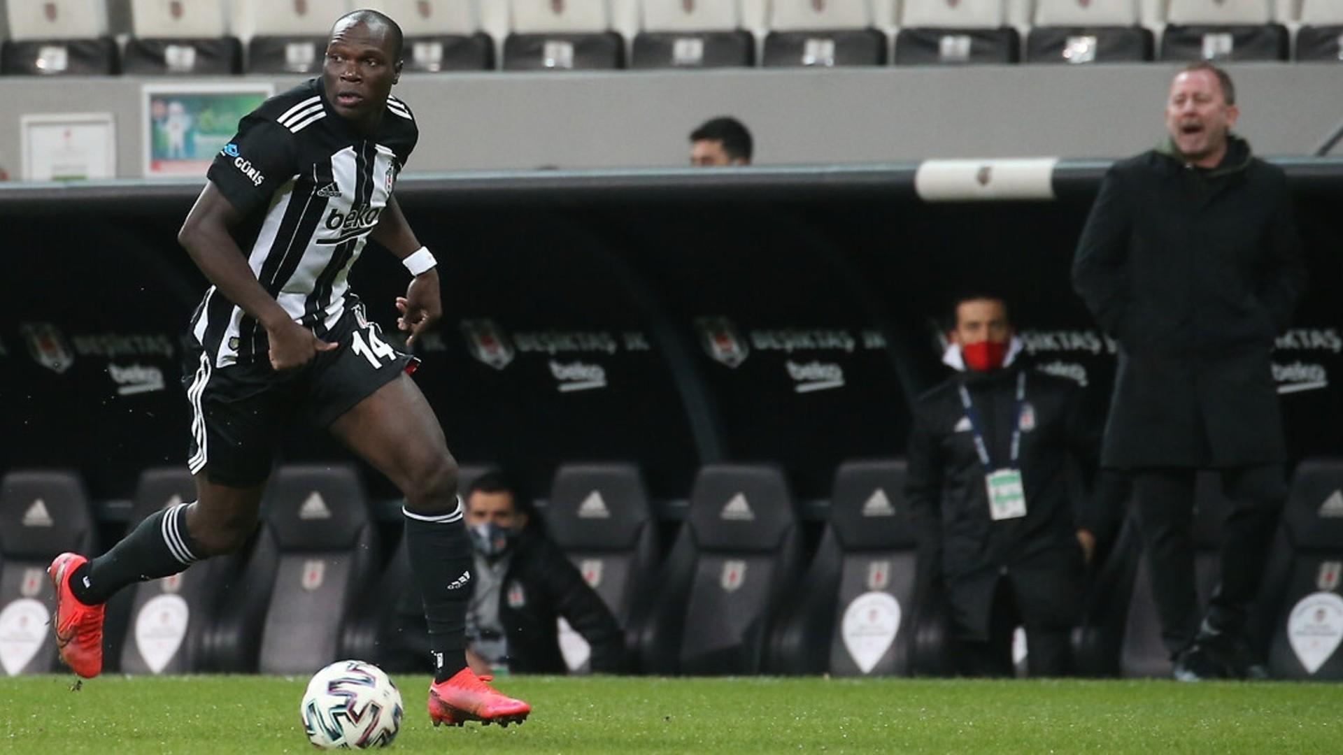 Aboubakar: Saudi club Al Nassr complete signing of Besiktas and Cameroon star