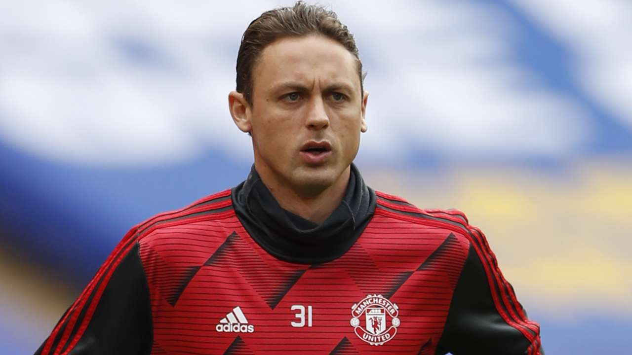 Nemanja Matic, Man Utd 2020-21 warm up