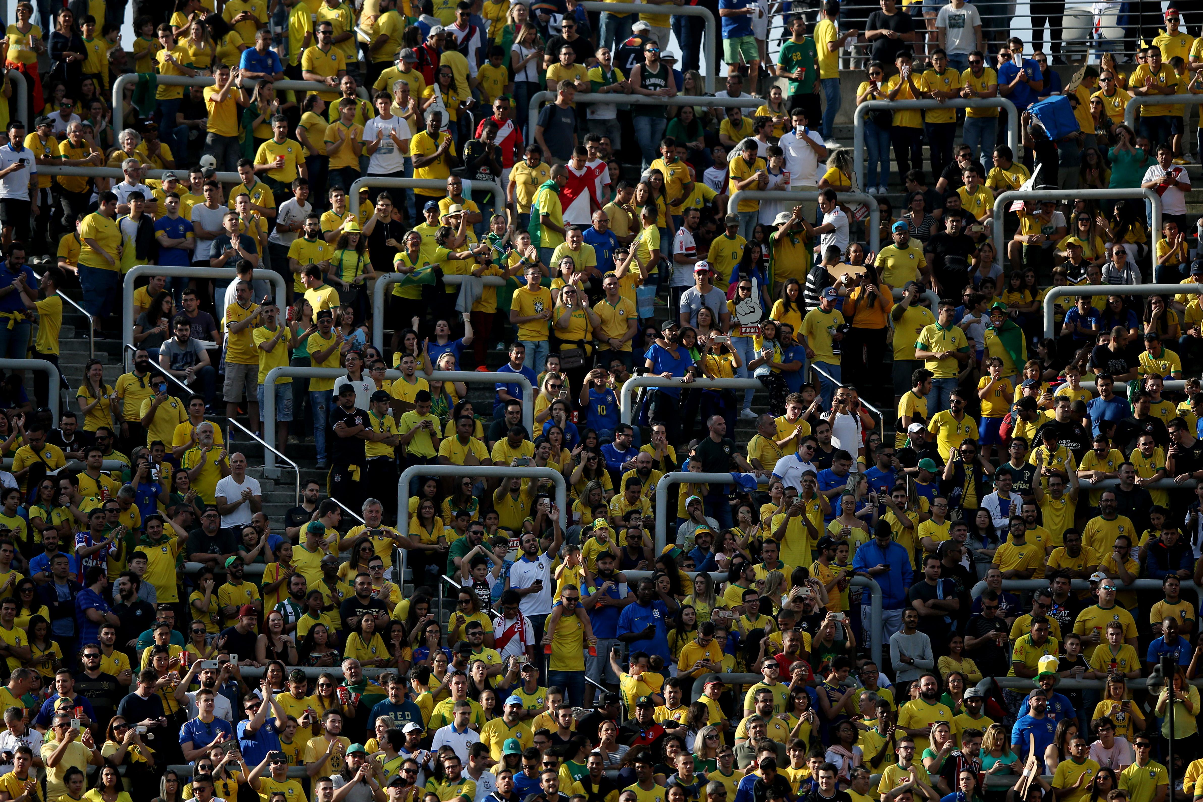 Brasil X Peru Onde Assistir Escalacao Horario E As Ultimas Noticias Goal Com