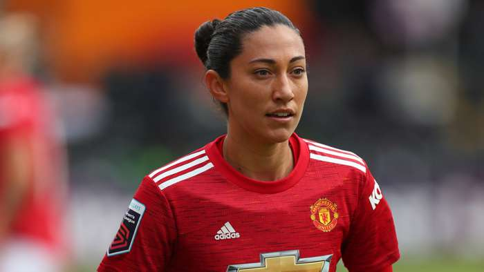 Christen Press Manchester United 2020
