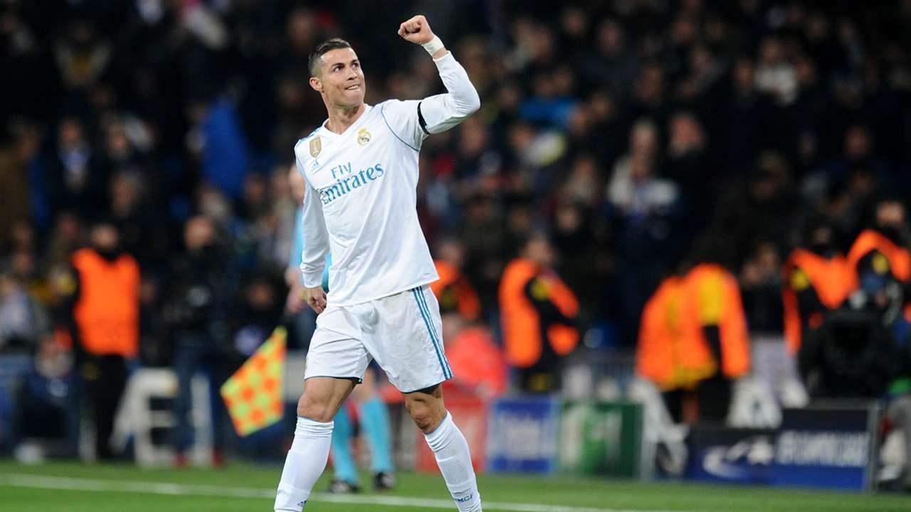 Cristiano Ronaldo Real Madrid Borussia Dortmund UEFA Champions League