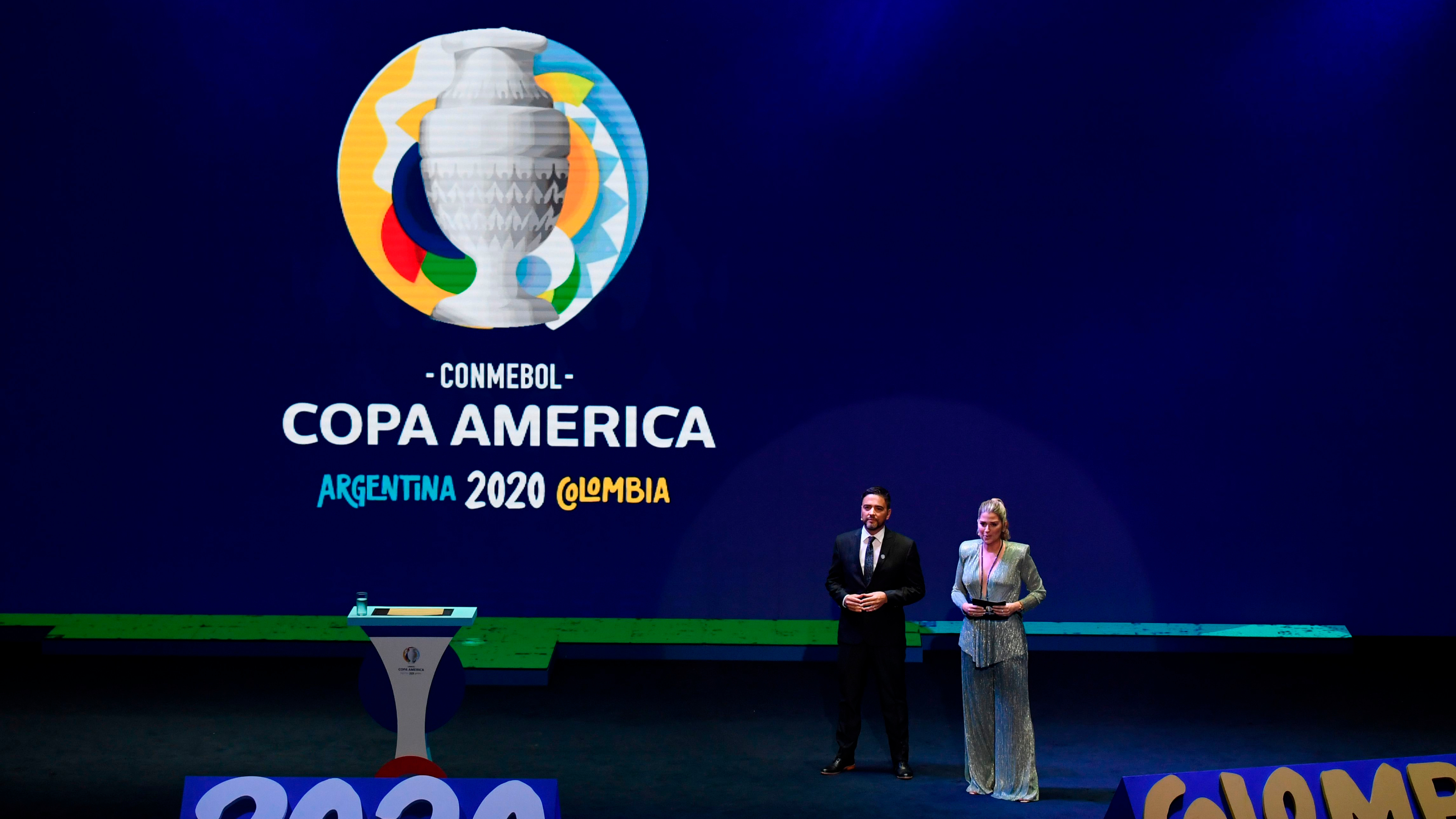 Copa America draw reveals path to glory