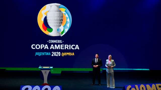 World Cup 2020 Colombia.Copa America Draw Decided With Australia And Qatar Added To