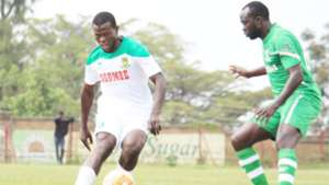 Mathare United v Sony Sugar.