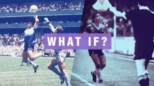 Diego Maradona What If GFX