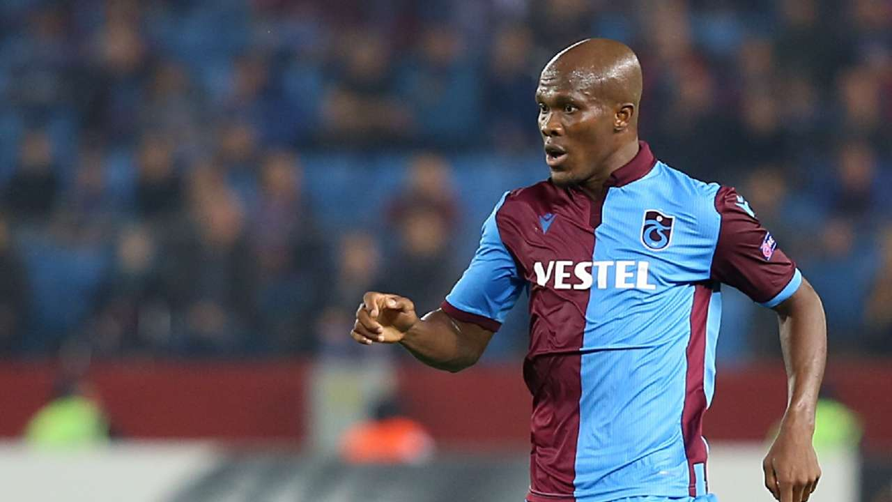 anthony nwakaeme Trabzonspor 24102019