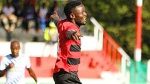 John Makwatta of AFC Leopards vs Sofapaka.