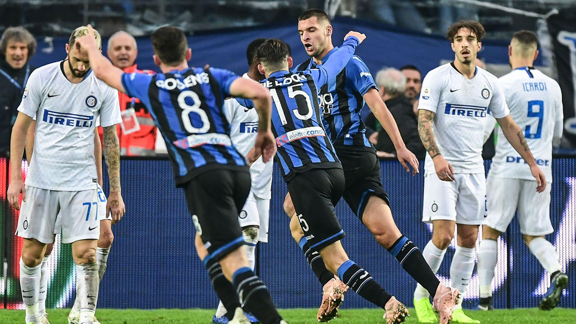 Inter Atalanta Formazioni C E Tv E Diretta Streaming Goal Com