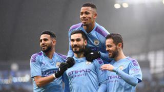 Ilkay Gundogan Manchester City 2019-20