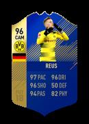 FIFA 18 Bundesliga Team of the Season Marco Reus