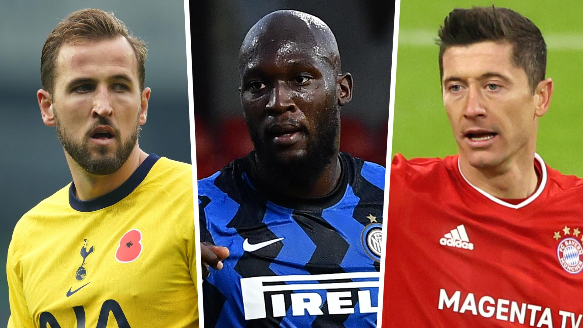Lukaku billed as 'better than Kane' as former Inter stars say Lewandowski wouldn't get as many goals