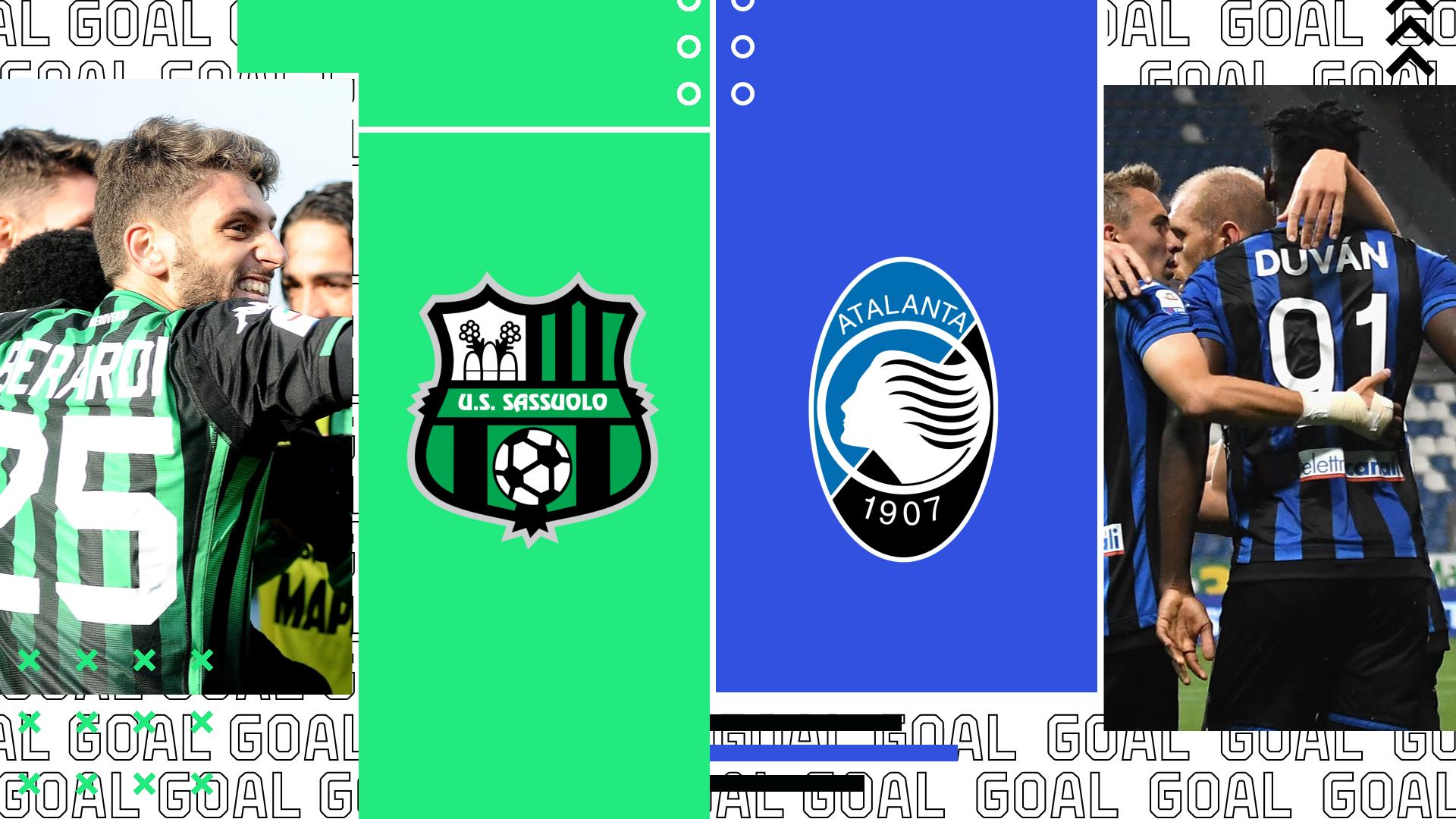 L'Atalanta vince 4-1 a Sassuolo: nerazzurri terzi in classifica