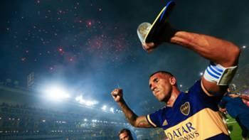 Carlos Tevez Boca Superliga 2019/20