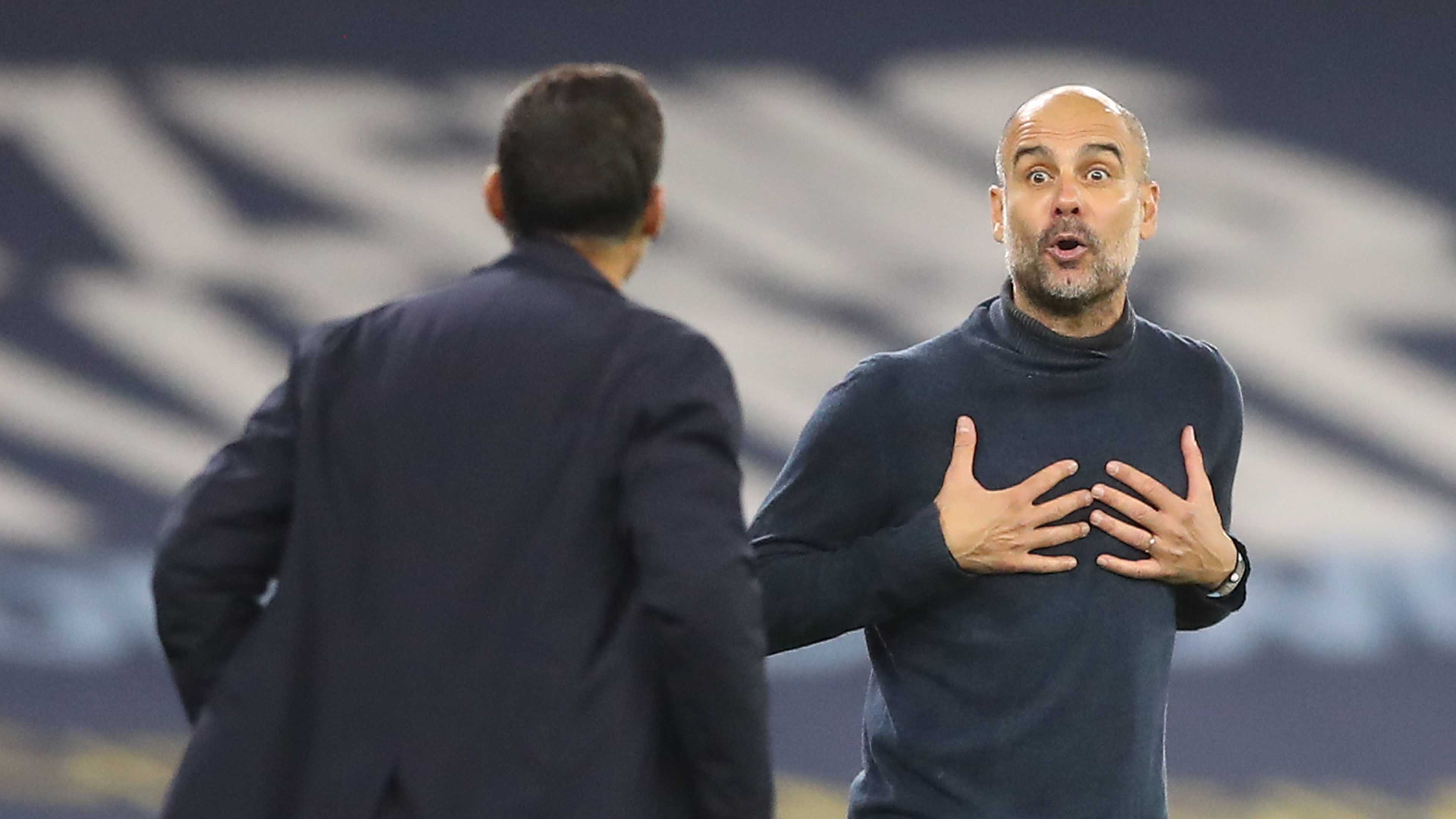 'Maybe he's right!' - Man City boss Guardiola responds to Porto accusations of being 'extremely unpleasant'