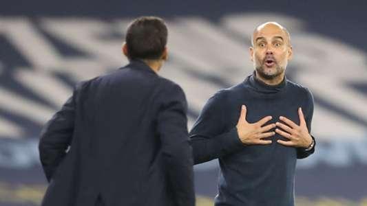 Manchester City - Guardiola répond à Conceiçao | Goal.com