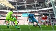 Alexis Sanchez Arsenal Manchester City FA Cup