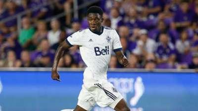 Alphonso Davies Vancouver Whitecaps MLS