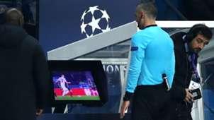 VAR Video Assistant Referee