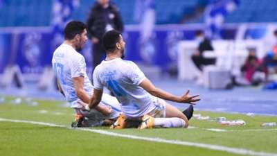 Mourad Batna Marwane Saadane Al Fateh Al Hilal King's Cup 2020-2021