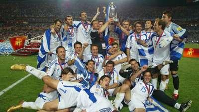 Greece Euro 2004