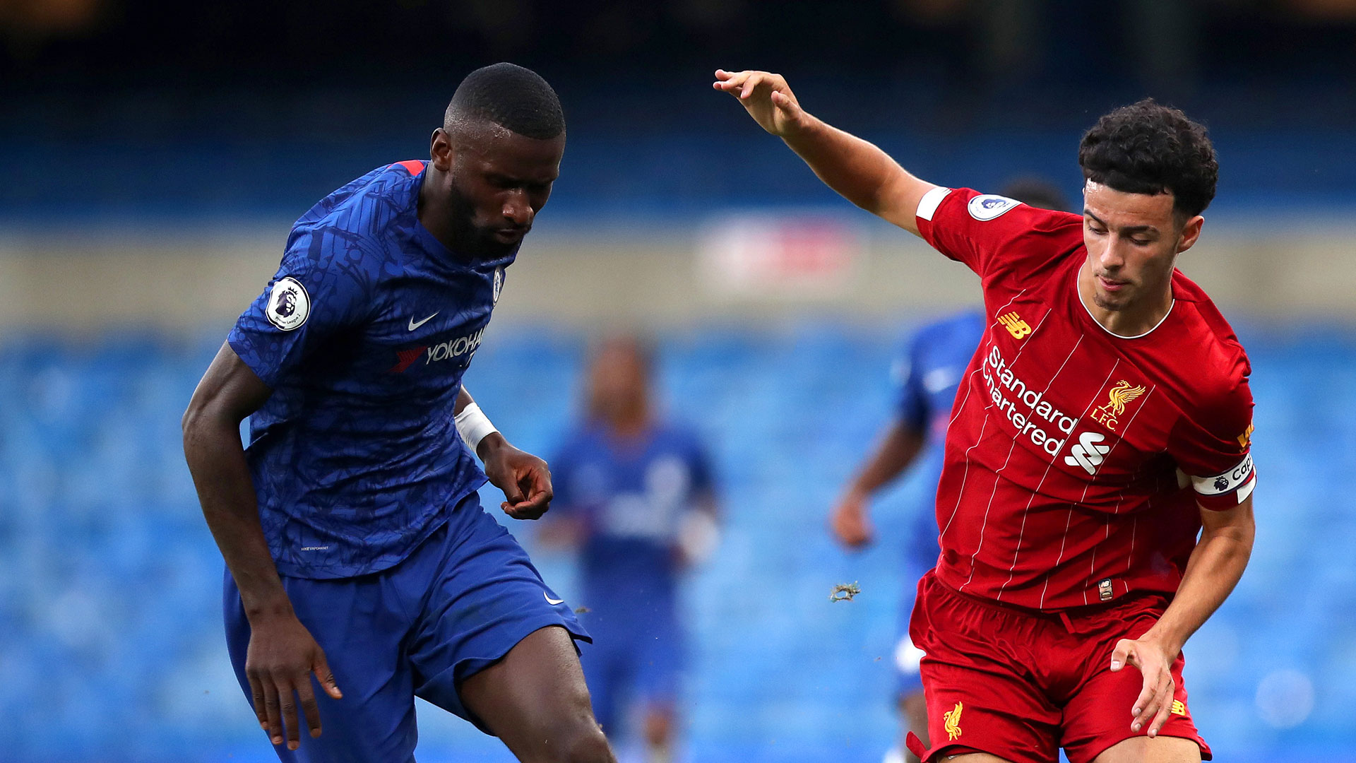 Chelsea boss Lampard declares Rudiger ready for Lille