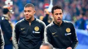 Mbappe/Neymar PSG