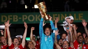 Bayern Munich DFB-Pokal Trophy 2019-20