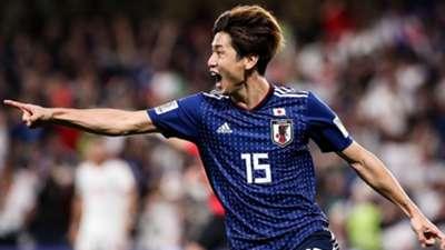 Osako Japan Asian Cup