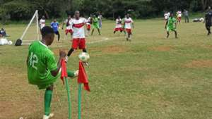 Toyota Kenya was in action vs Disciples FC.
