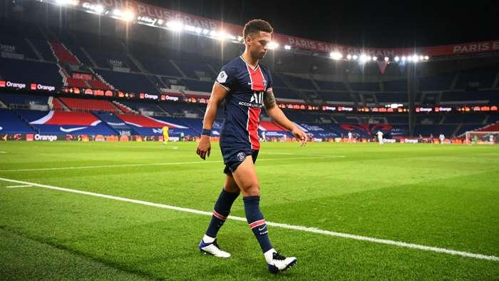Thilo Kehrer PSG Rennes Ligue 1 07112020