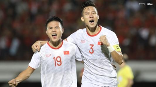 ĐT Việt Nam trở lại hạng 97 thế giới sau hai trận thắng Malaysia và Indonesia | Goal.com