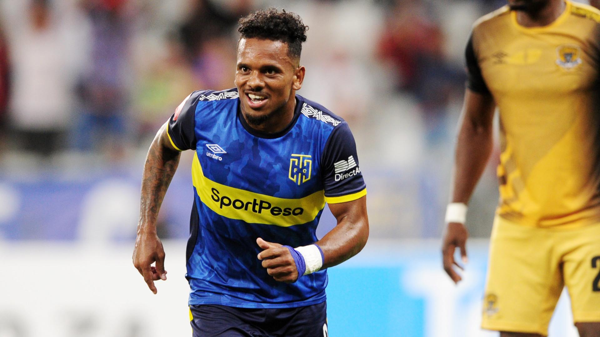 Erasmus: Mamelodi Sundowns sign Cape Town City striker