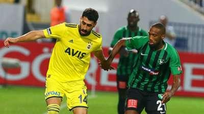 Tolga Cigerci Zakarya Bergdich Denizlispor Fenerbahce Super Lig 10202019
