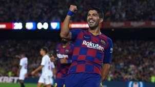 Luis Suarez Barcelona Sevilla LaLiga 06102019