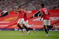 Anthony Martial Manchester United vs Southampton EPL 13072020