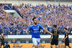 Jonathan Baumann - Persib Bandung Sriwijaya FC