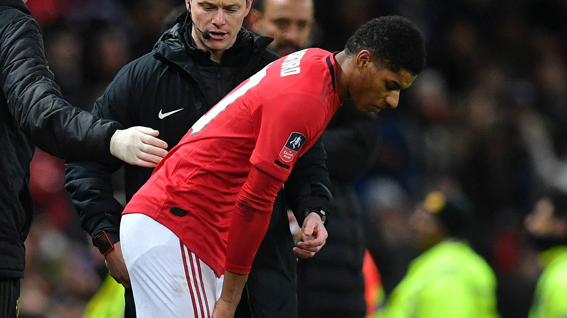 Rashford insists he will play again for Man Utd this season despite Solskjaer comments