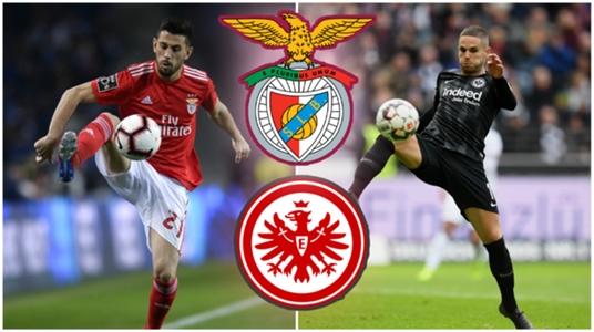 Frankfurt Benfica Stream