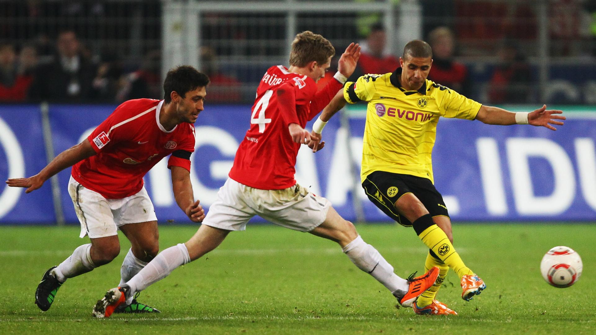 Zidan, the Egyptian who wowed Borussia Dortmund   Goal.com