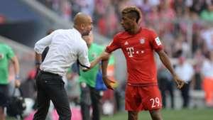 VIDEO - Un échange Coman-Sané ? Les supporters du Bayern pas chauds